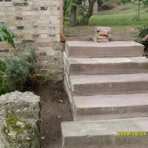 Treppen und Steine :: Gartenbau, Landschaftsbau und vieles ...